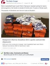 Sampson post